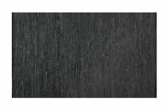 Leather Cloth-Carpet Black
